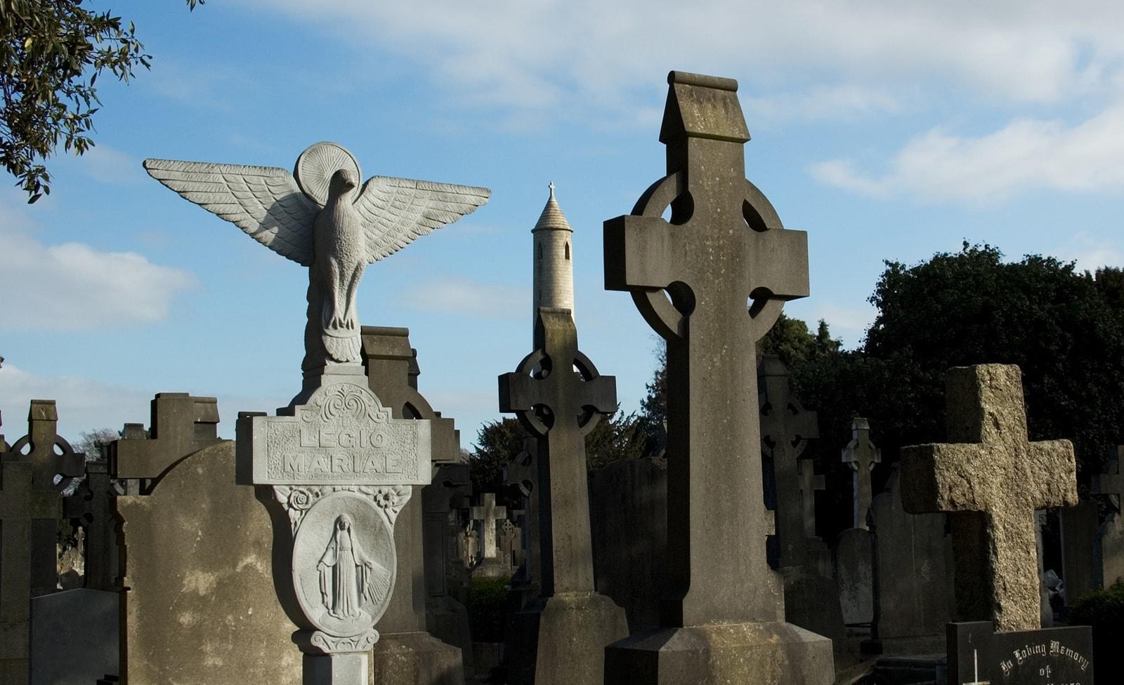 National Friedhof in Dublin
