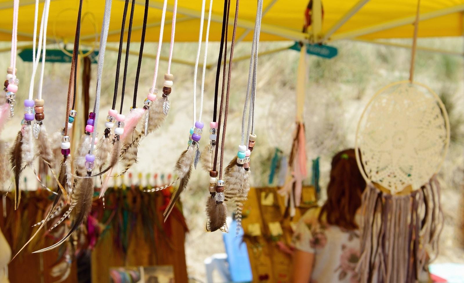 Hippie-Markt Las Delias