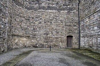 Kilmainham Gaol Innenhof