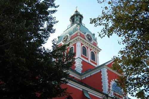 Kirche in Schweden Kungsträdgarden