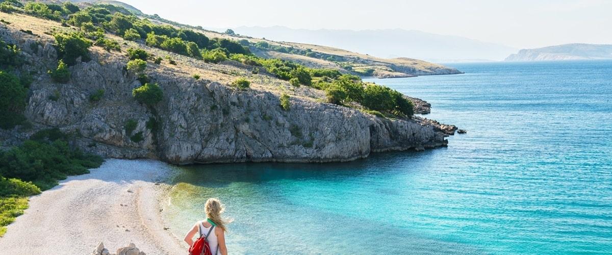 Kroatische Inseln Die 12 Schonsten Inseln Kroatiens Mit Karte