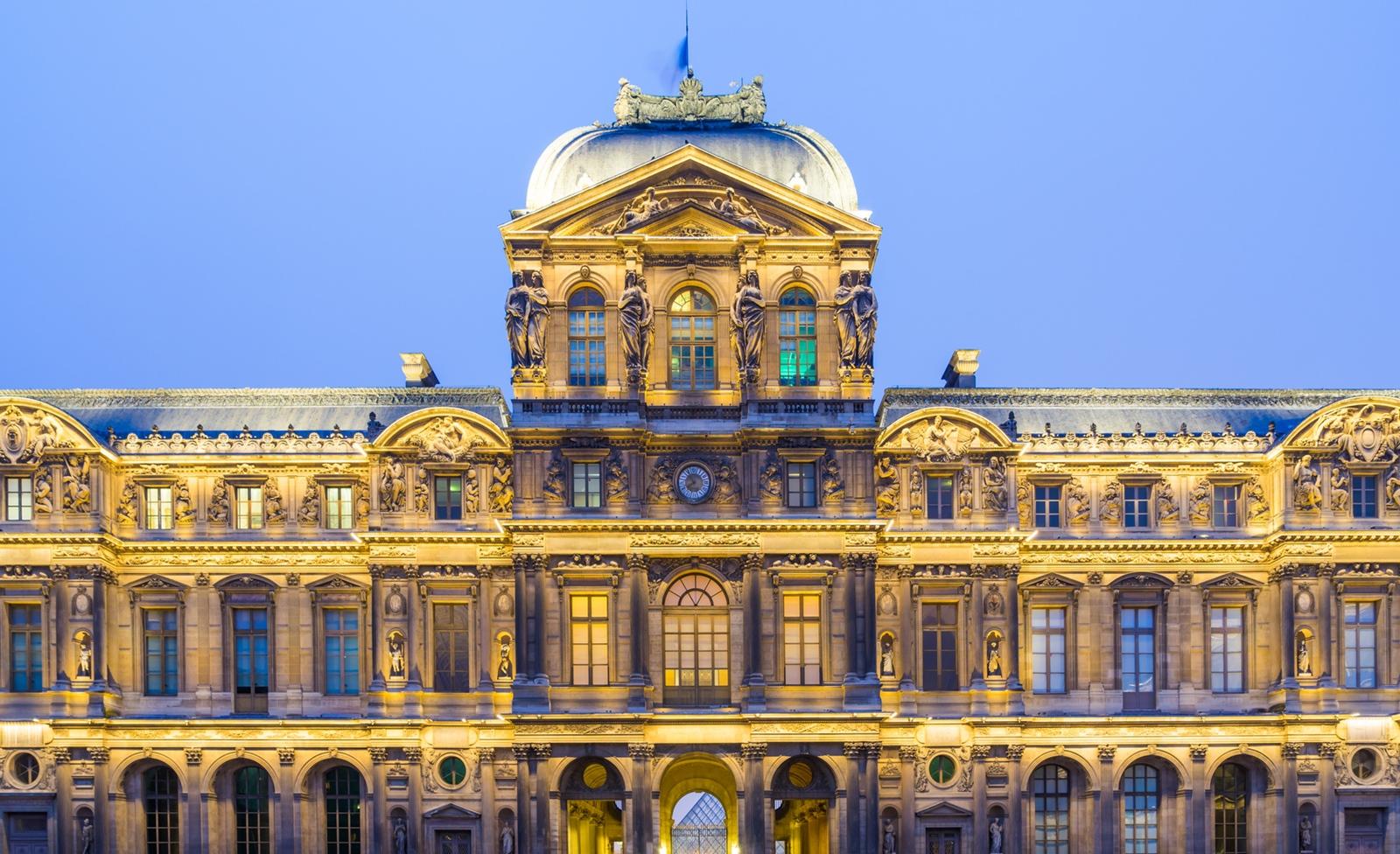 Museum im Louvre