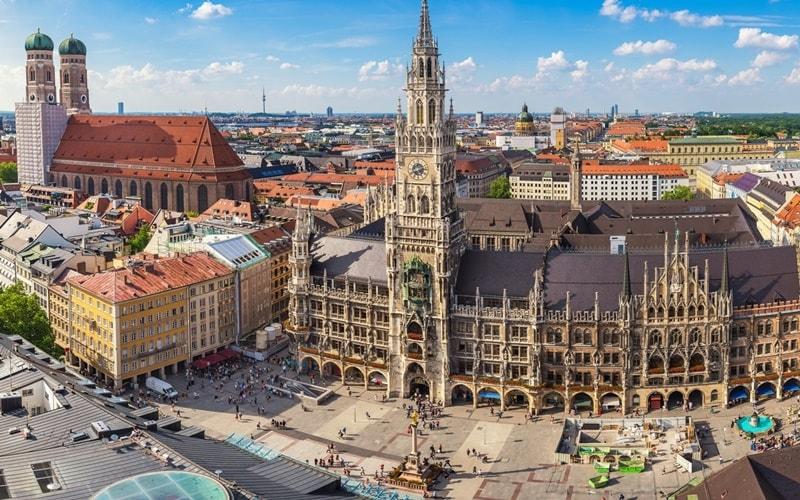 Marienplatz-München
