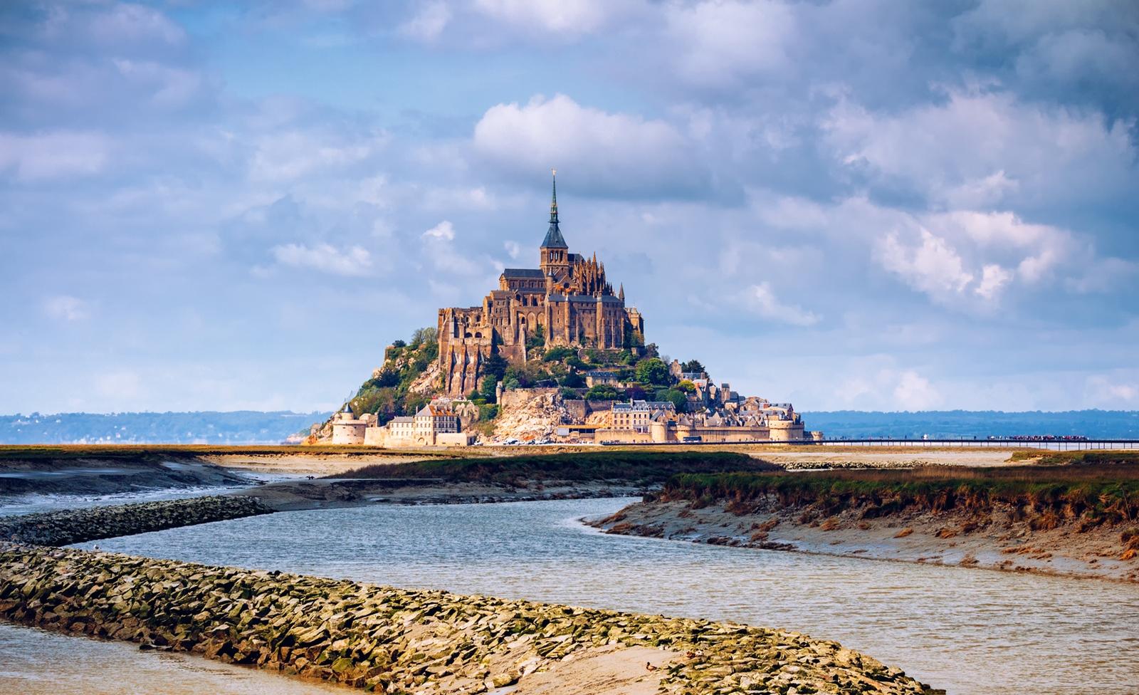 Abtei von Mont-Saint-Michel