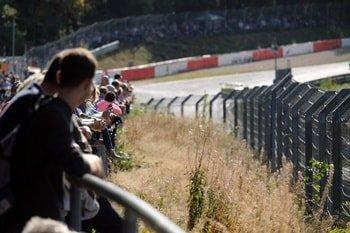 Nürburgring Zuschauer