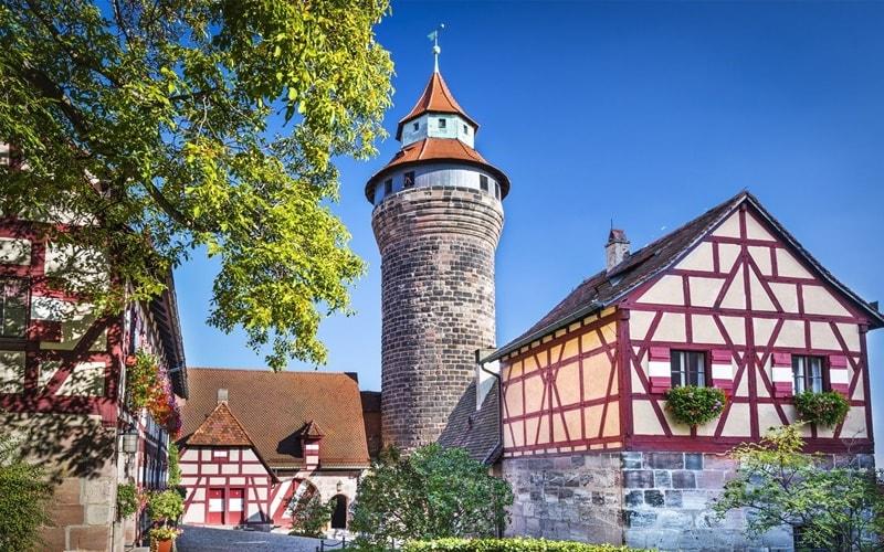Nürnberger-Burg