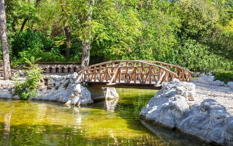Nationalgarten-Athen