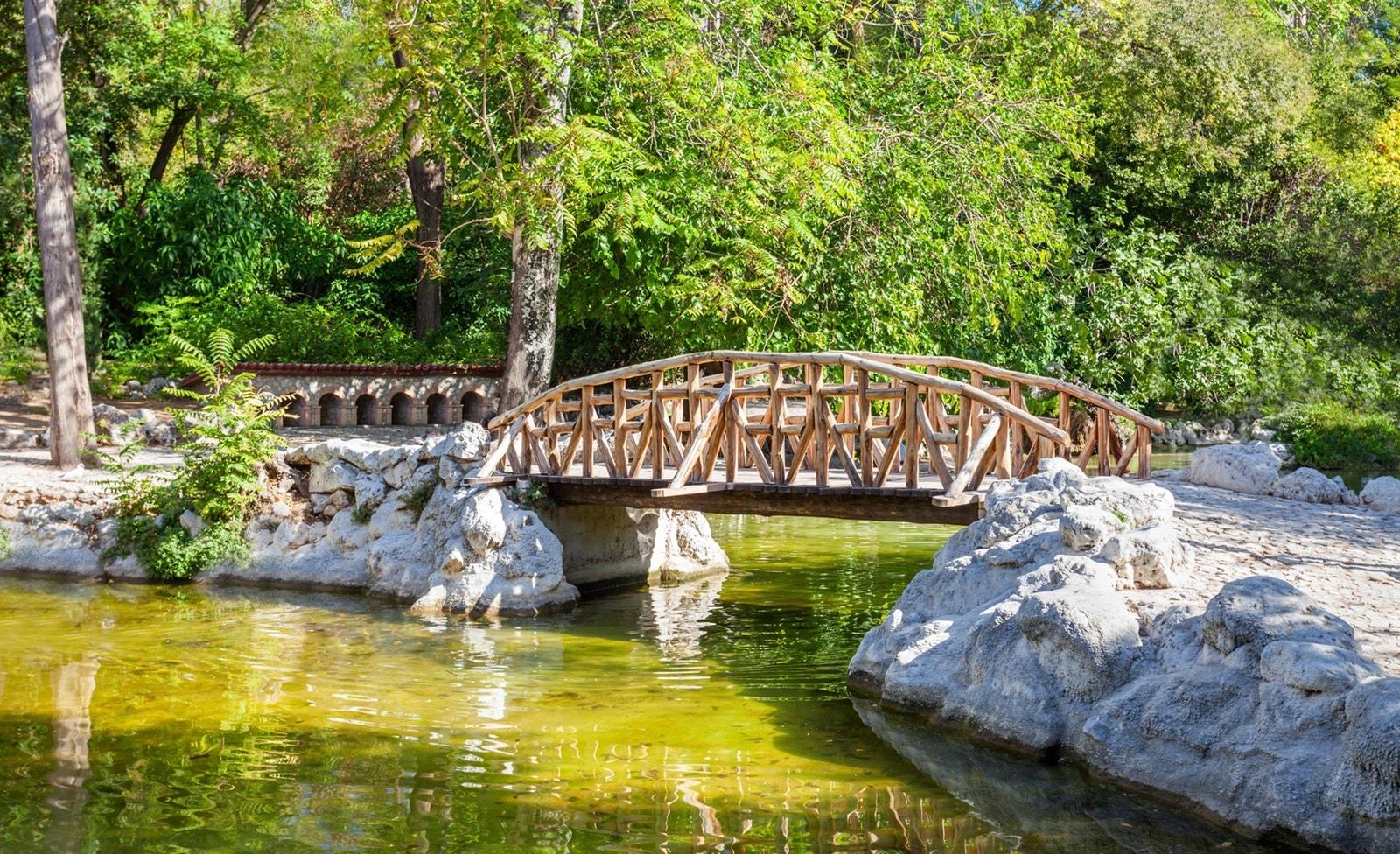 Nationalgarten Athen