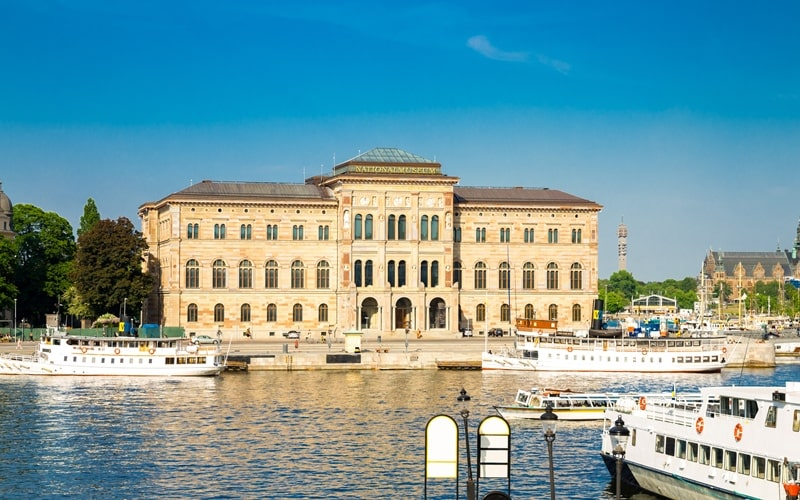 Nationalmuseum Schweden