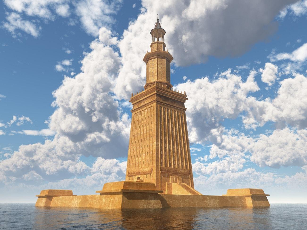 Pharos von Alexandria