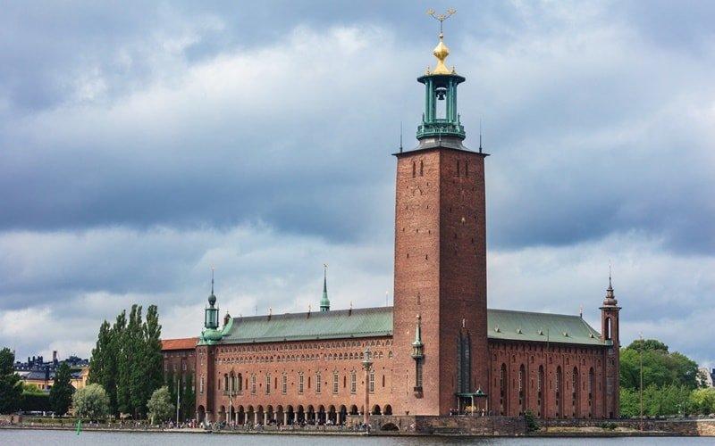 Rathaus-Stockholm