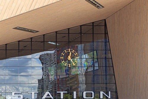 Rotterdamm Centraal Station