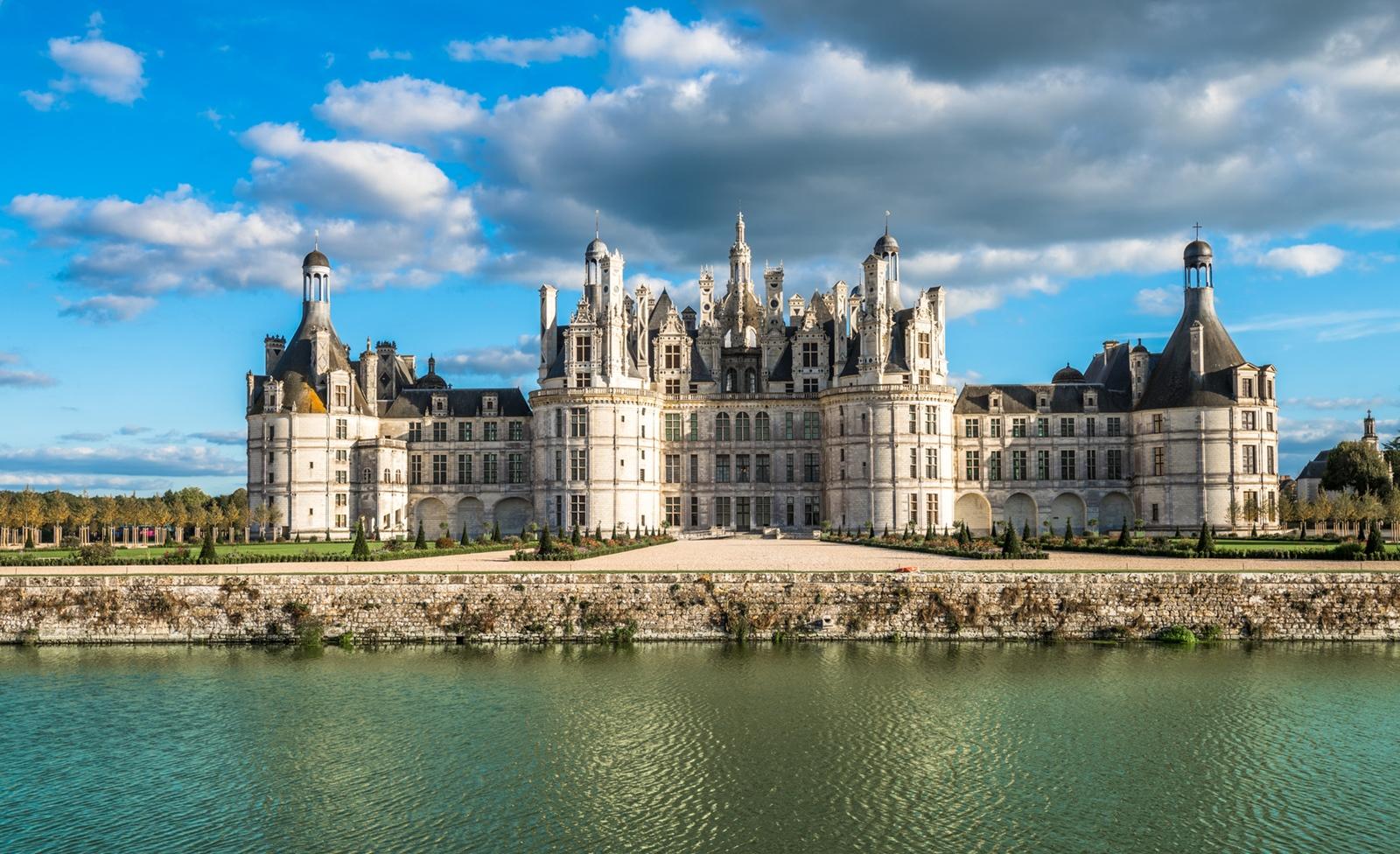 Schlösser im Tal der Loire