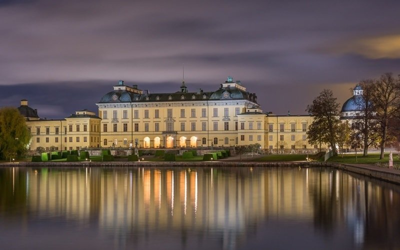 Schloss-Stockholm