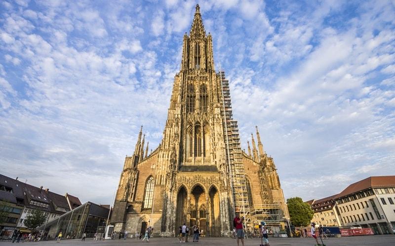 Sehenswürdigkeiten Deutschland Ulmer Münster