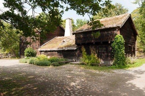 Skansen Freilichtmuseum