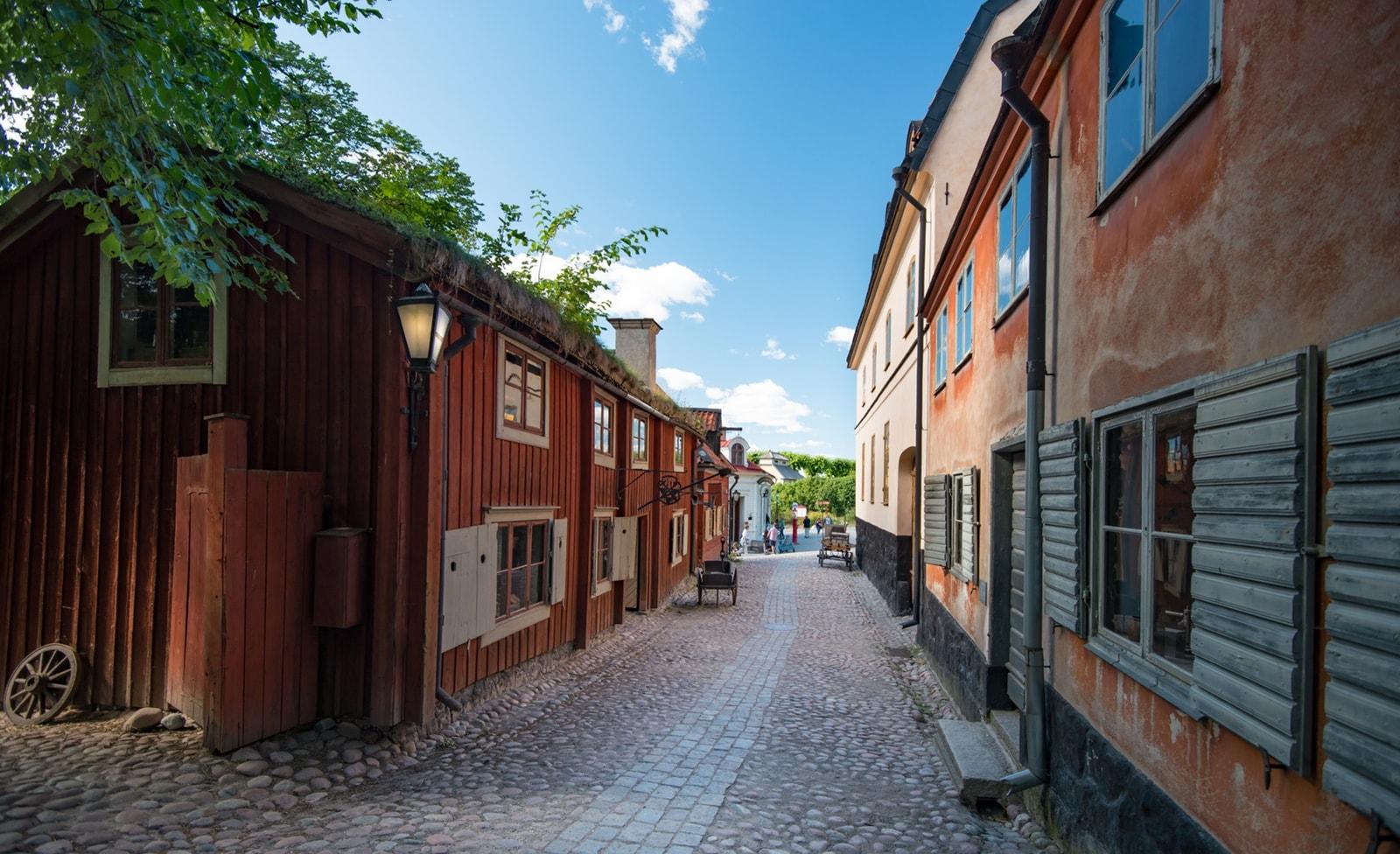 Freilichtmuseum Skansen