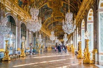 Spiegelsaal Schloss Versailles