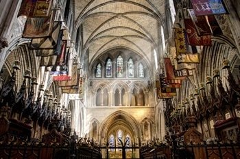 St. Patricks Cathedral Innenraum