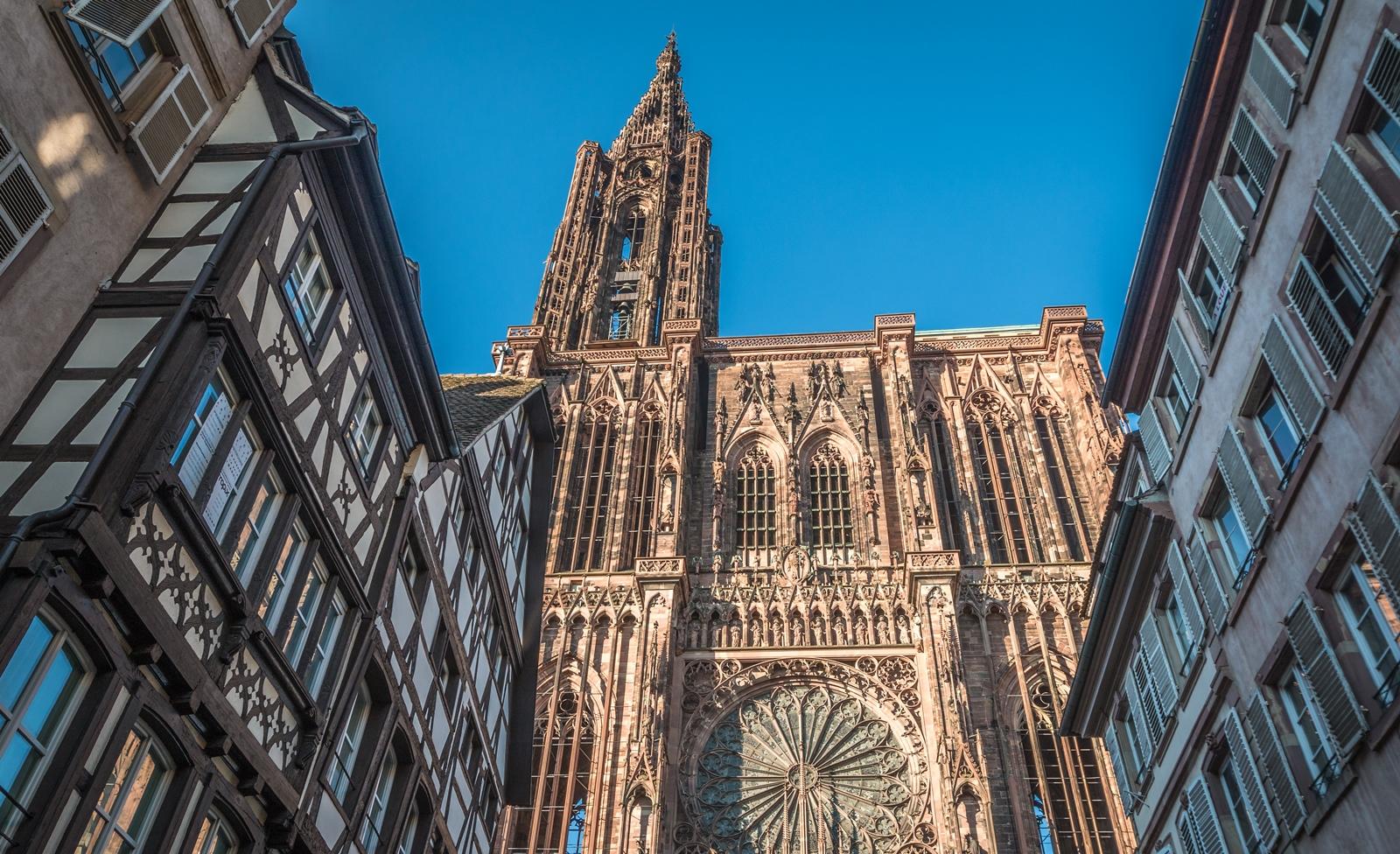 Münster in Straßburg