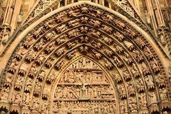 Straßburger Münster innen