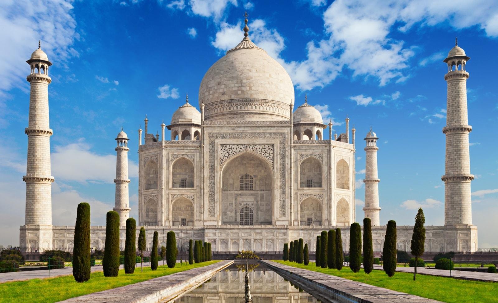 Taj Mahal Weltwunder