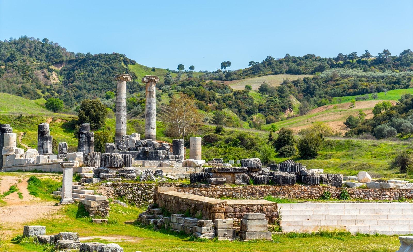 Tempel der Artemis