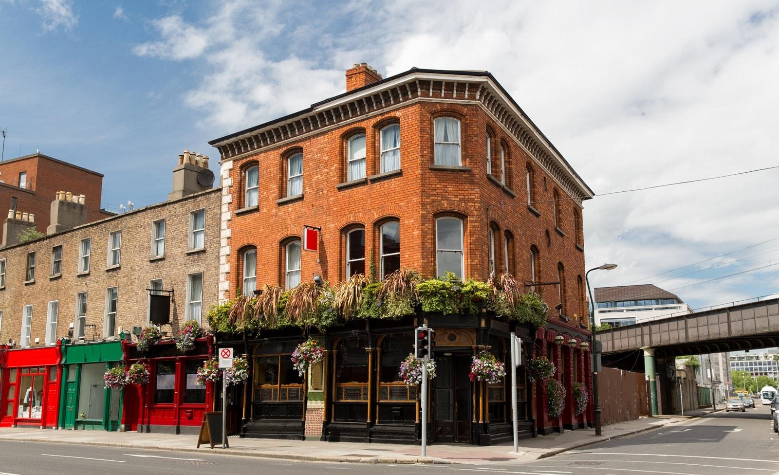 Dubliner Tempel Bar