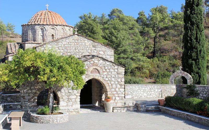 moni thari kloster