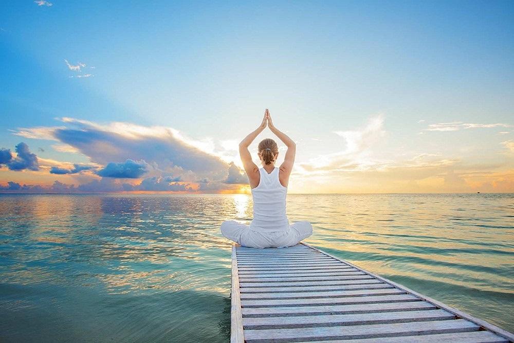 Yoga an der Adriaküste