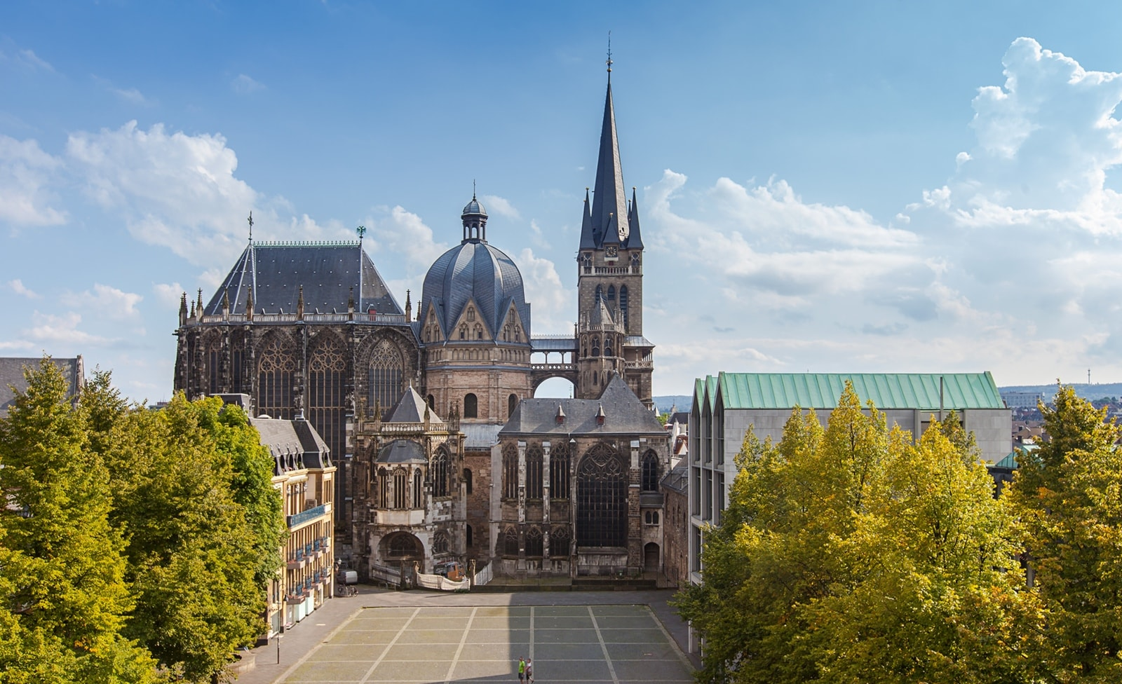 Kirche in Aachen