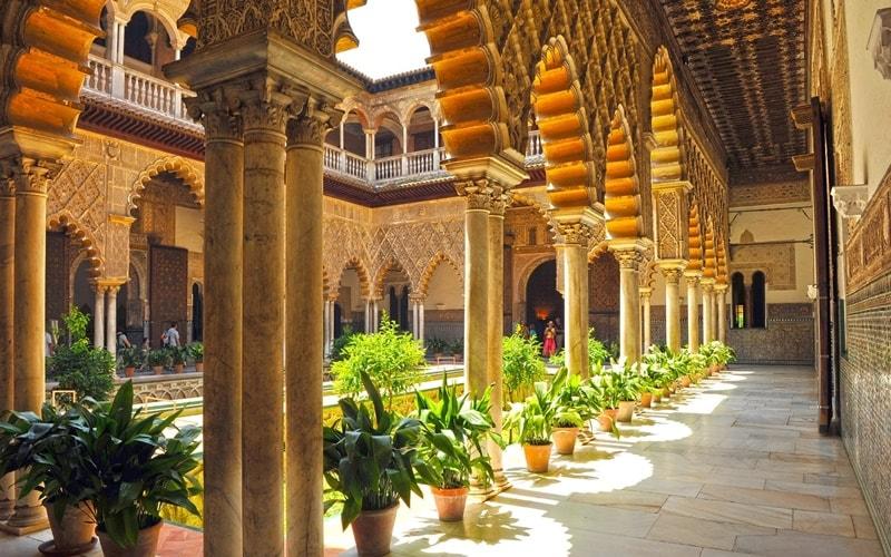 Alcázar-von-Sevilla