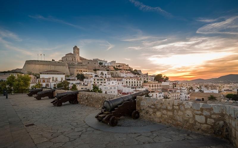 Altstadt-von-Eivissa
