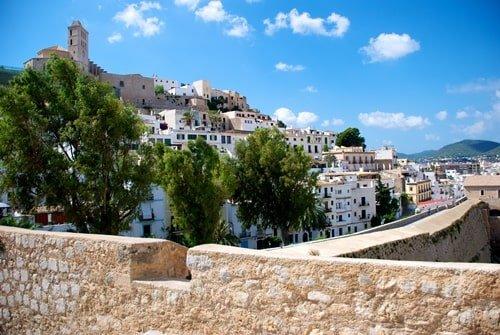Altstadt von Eivissa