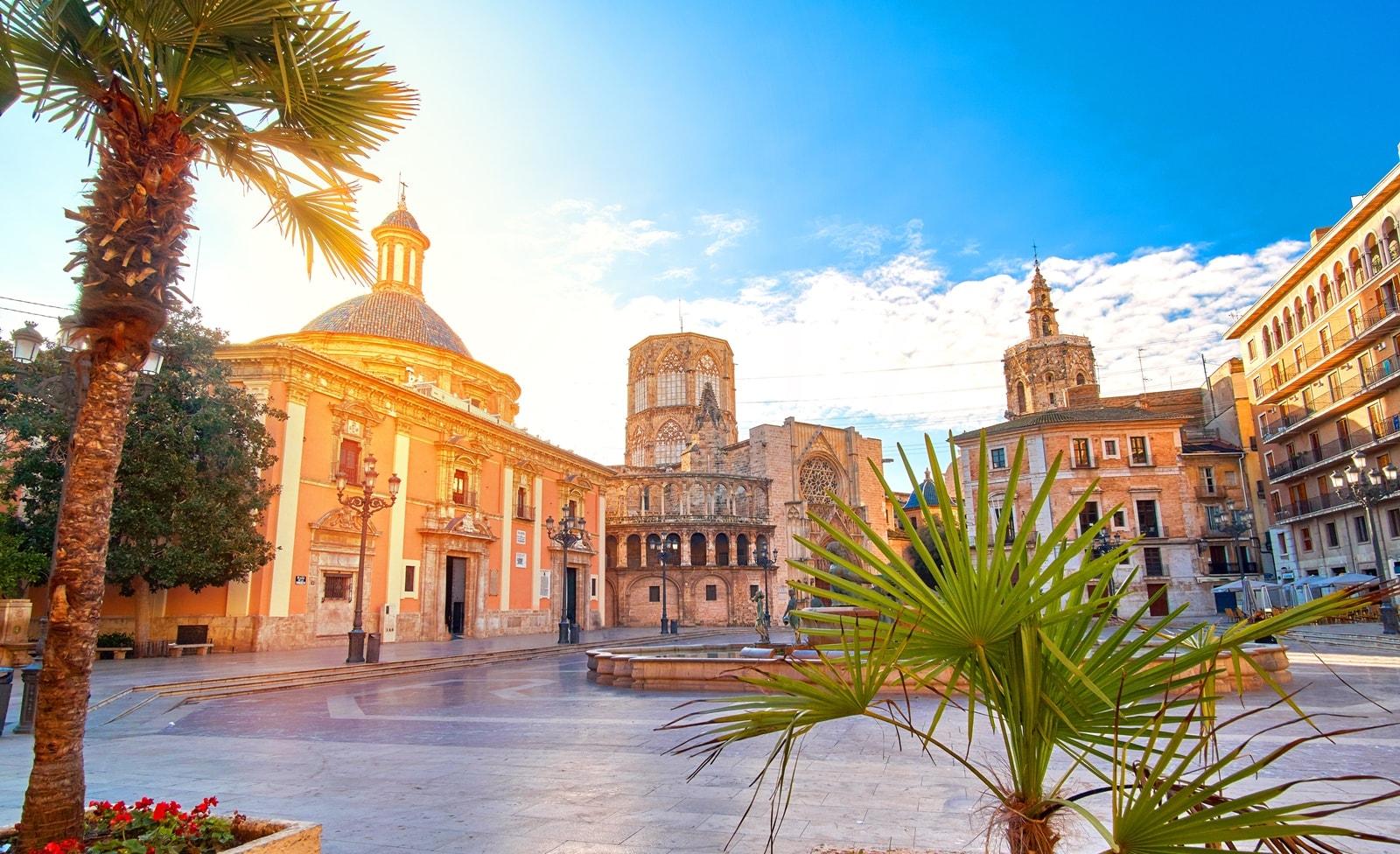 Kathedrale und Basilica von Valencia