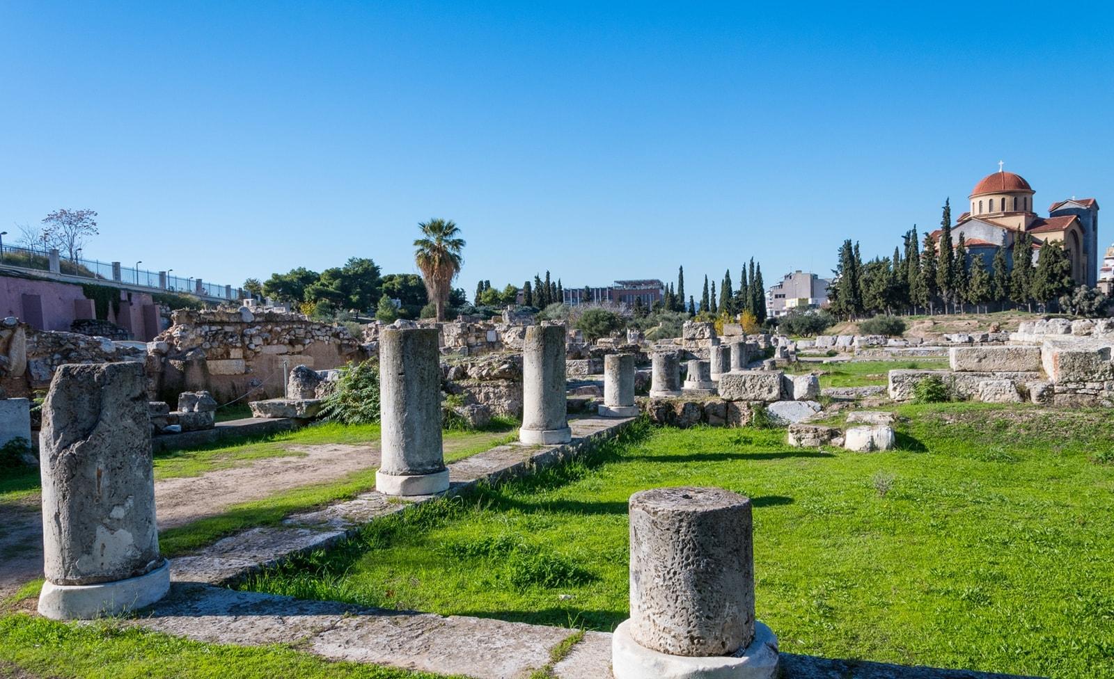 Staatsfriedhof Athen