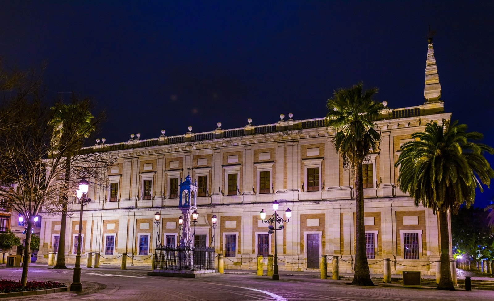 Archivgebäude in Sevilla