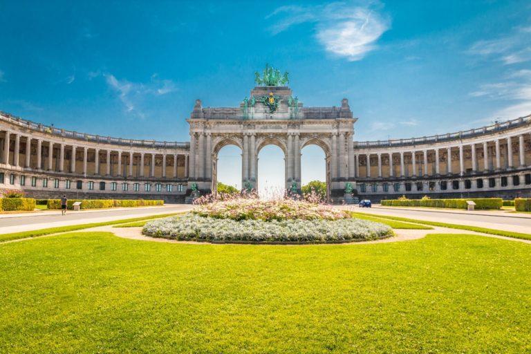 Jubelpark in Belgien