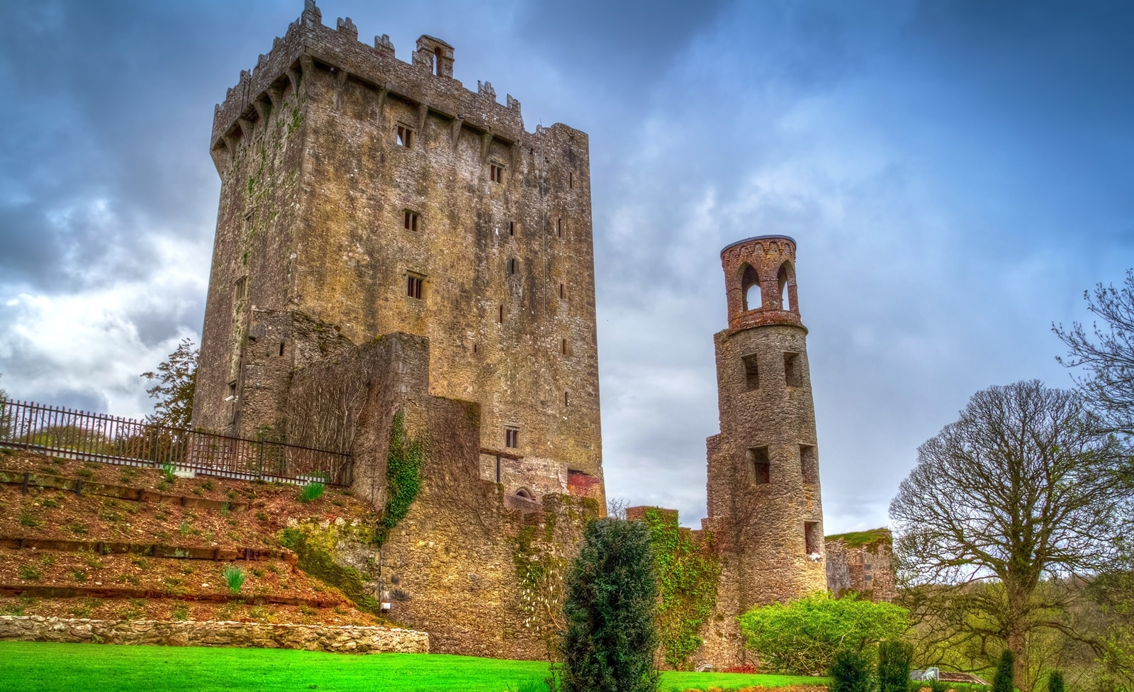 Burg in Irland