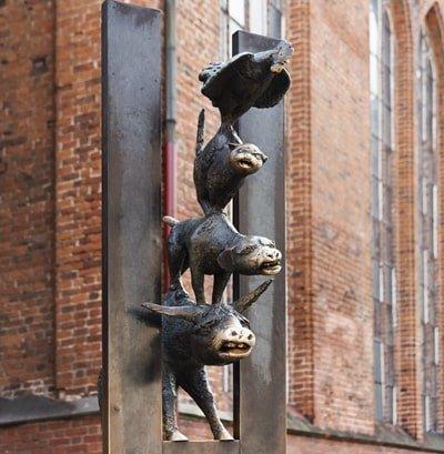 Bremer Stadtmusikanten Riga