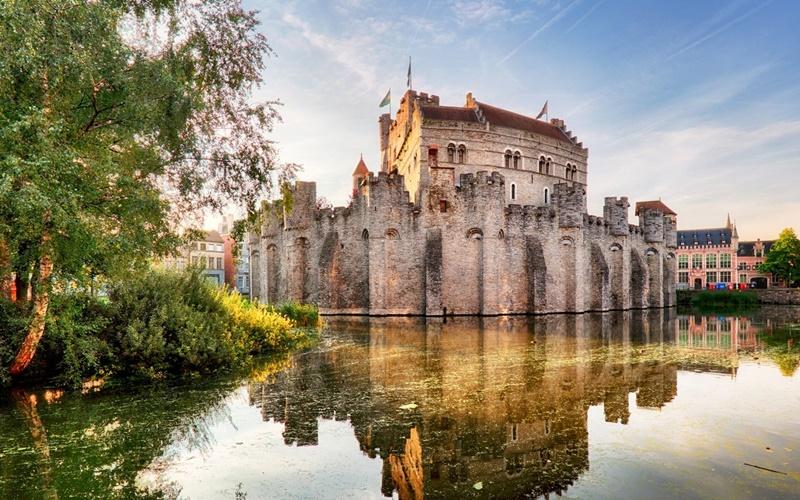 Burg-Gravensteen