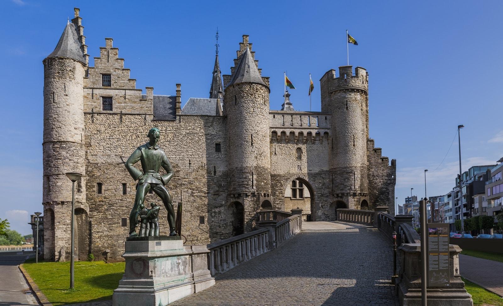 Antwerpener Burg