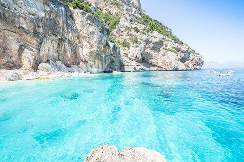 Cala Mariolu Strand Sardinien