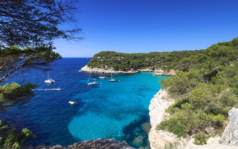 Cala-Mitjana-Menorca
