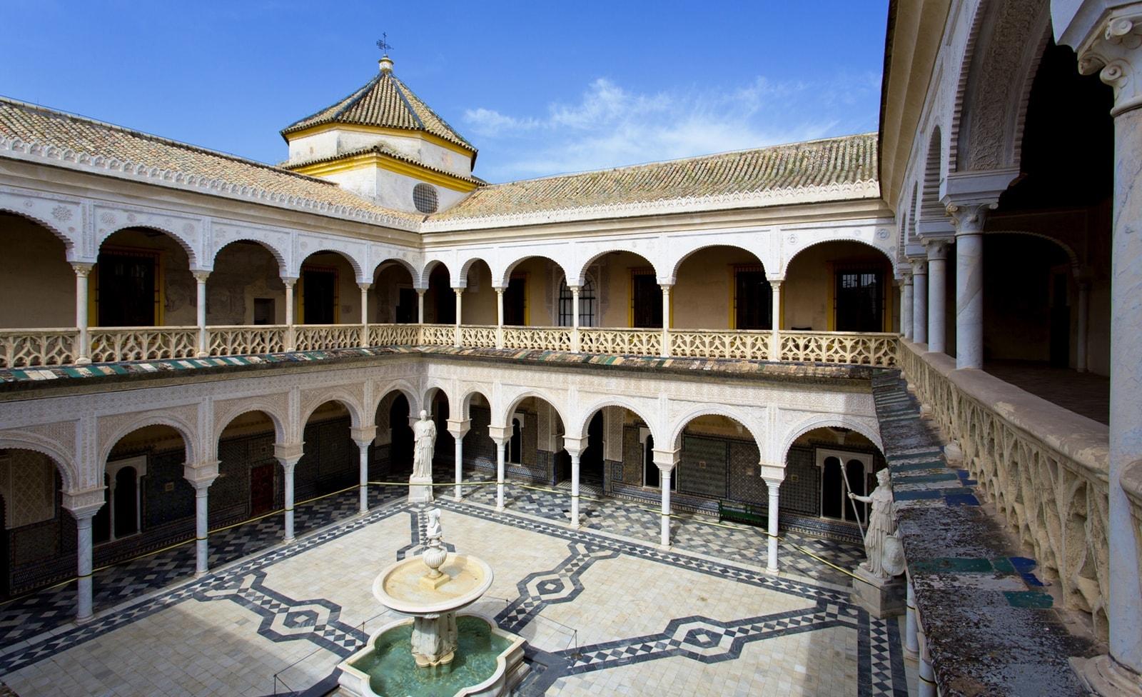 Ort zum Pilates machen in Sevilla