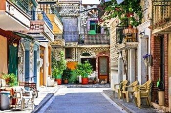 Chios Dorf