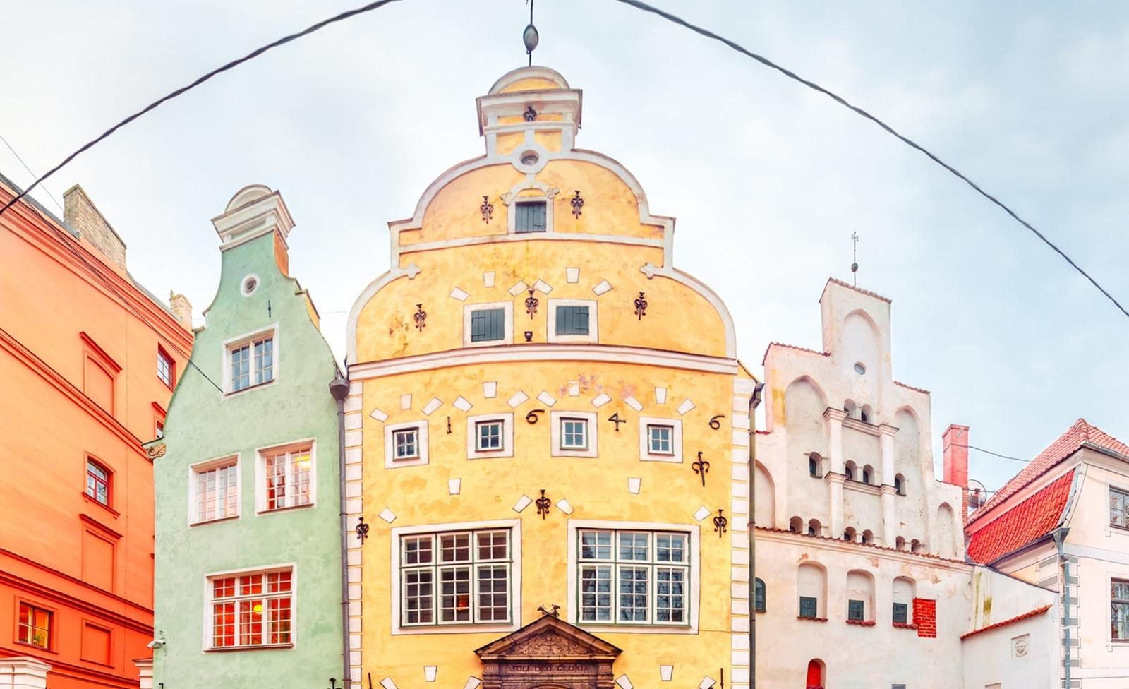 Architelturmuseum Riga
