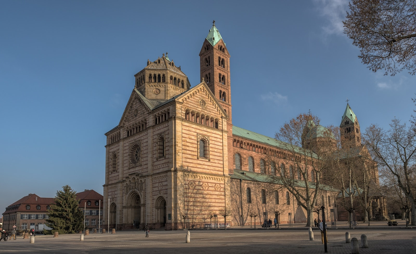 Kirche in Speyer
