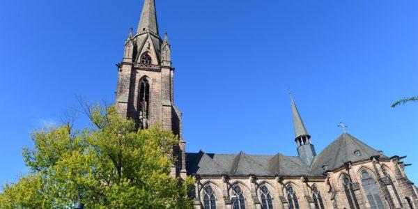 Elisabethkirche in Marburg