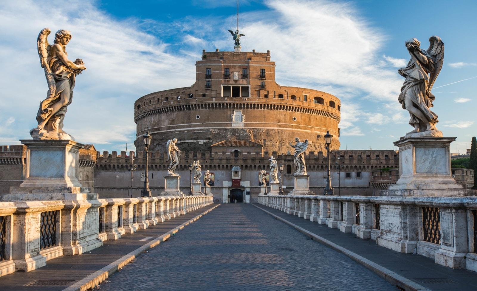 Hadriansmausoleum in Rom